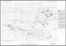 Landslide Map of the Casper 1° x 2° Quadrangle (1991)