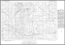 Landslide Map of the Cheyenne 1° x 2° Quadrangle (1991)