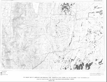 Preliminary Map of Landslides and Windblown Sand Deposits in the Wyoming Half of the Ogden 1° x 2° Topographic Map