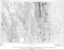 Preliminary Map of Landslides and Windblown Sand Deposits in the Wyoming Half of the Preston 1° x 2 ° Topographic Map
