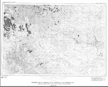 Preliminary Map of Landslides on the Thermopolis 1° x 2° Topographic Map