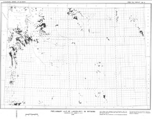 Preliminary Map of Landslides in Wyoming