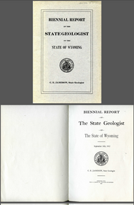 Biennial Report of the State Geologist (1912)