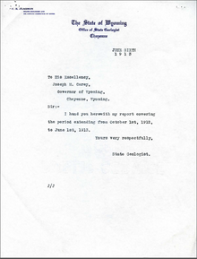 Report of the State Geologist (1913)