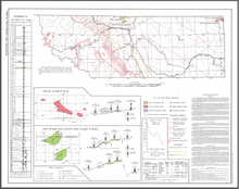Sheridan County, Wyoming: Geologic Map Atlas and Summary of Land, Water and Mineral Resources (1978)