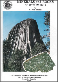 Mineral and Rocks of Wyoming (1986)