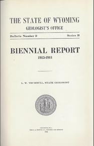 Biennial Report 1913–1914
