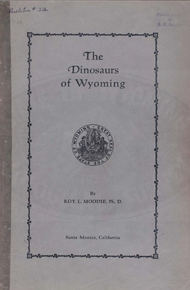 Dinosaurs of Wyoming (1930)
