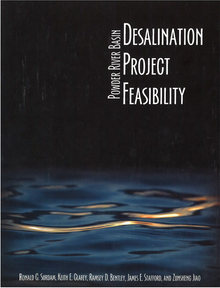 Powder River Basin Desalination Project Feasibility.