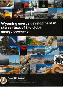 Wyoming Energy Development in the Context of the Global Energy Economy