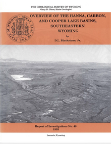 Overview of the Hanna, Carbon and Cooper Lake Basins, Southeastern Wyoming
