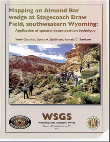 Mapping an Almond Bar Wedge at Stagecoach Draw Field, Southwestern Wyoming: Application of Spectral Decomposition Technique