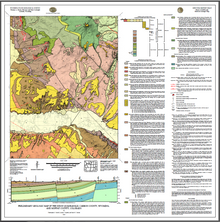 Preliminary Geologic Map of the Dixon Quadrangle, Carbon County, Wyoming, and Moffat County, Colorado