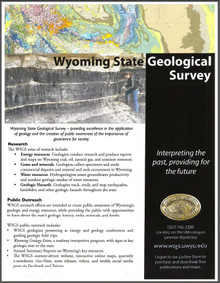 Wyoming State Geological Survey (2014)