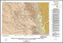 Preliminary Digital Geologic Map of the Gillette 30' x 60' Quadrangle, Campbell, Crook, and Weston Counties, Northeastern Wyoming (1999)