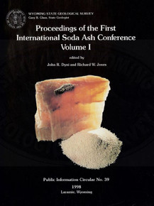 Proceedings of the First International Soda Ash Conference Volume I (1998)