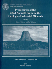 Proceedings of the 32nd Annual Forum on the Geology of Industrial Minerals (1997)