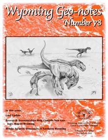Wyoming Geo-Notes—Number 78 (2003)