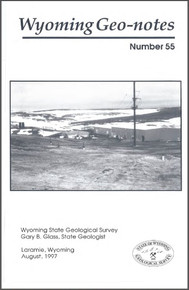 Wyoming Geo-Notes—Number 55 (1997)