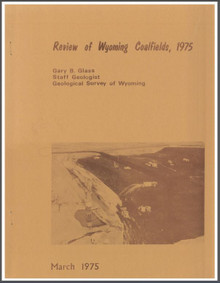 Review of Wyoming Coal Fields, 1975 (1975)