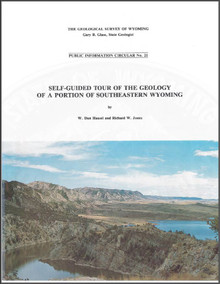Self-Guided Tour to the Geology of a Portion of Southeastern Wyoming (1984)