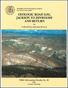 Geologic Road Log, Jackson to Dinwoody and Return (1997)