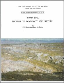 Road Log Jackson to Dinwoody and Return (1983)