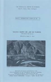 Geologic Hazards and Land Use Planning (Extended Abstracts) (1983)