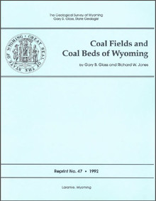 Coal Fields and Coal Beds of Wyoming (1992)