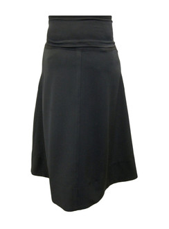 Style #0025G - Stretch Gaberdine A Line Skirt