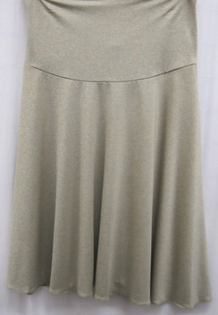 Style #F027 - Jersey Flair Skirt