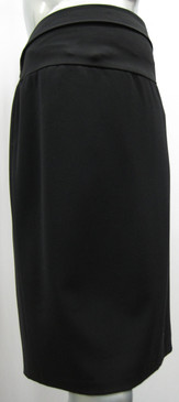 Style #024 - Crepe knit pencil Skirt