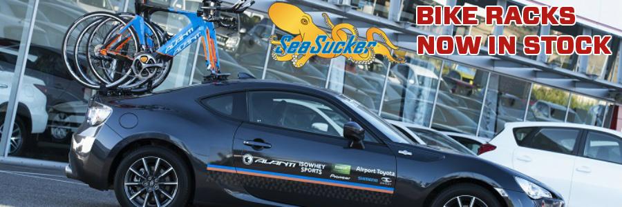 SeaSucker Bike Racks now in stock