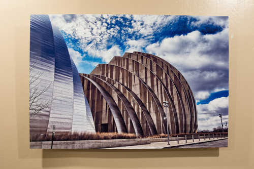 20x30 Metal print on White Glossy aluminum.  Copyright: Ben Gasser