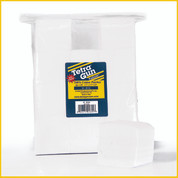 .45 - .58 Cal. Cleaning Patches (1200 Pack)
