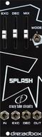 White Line Splash Reverb