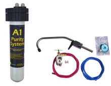 The A1 Purity Ceramic Filter System (Removes Cryptosporidium)