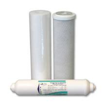 Total Purity and ACRO4 Replacement Filters for 4 Stage RO