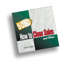 How to Close Sales and When