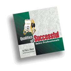 Qualities of Successful Sales Professionals