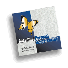 Accepting Personal Responsibility MP3
