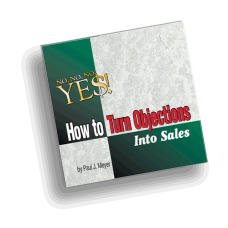How to Turn Objections into Sales MP3