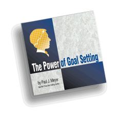 The Power of Goal Setting MP3