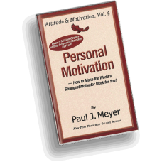 Attitude and Motivation, Vol. 4 - Personal Motivation (pack of 10 booklets)