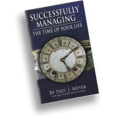 Successfully Managing the Time of Your Life (pack of 10 booklets)