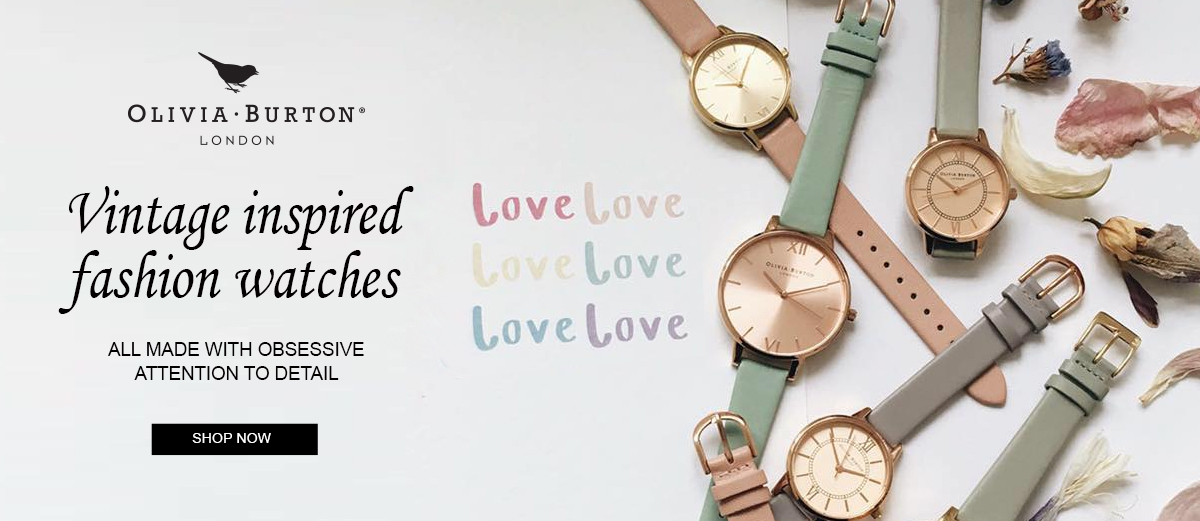 Shop Olivia Burton Womens Watches