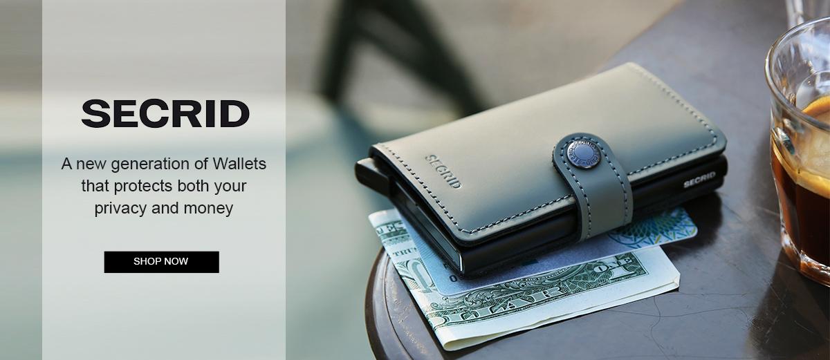 Shop Secrid Wallets for Men & Women