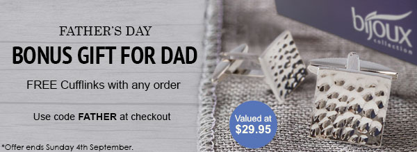 Free Gift for Dad this Father's Day