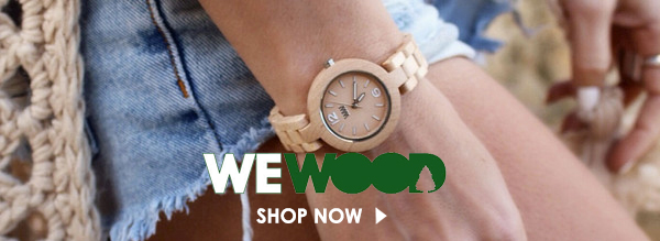 WeWood Mens and Womens Watches