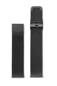 Cluse Minuit Mesh Black Womens Watch Strap CLS348